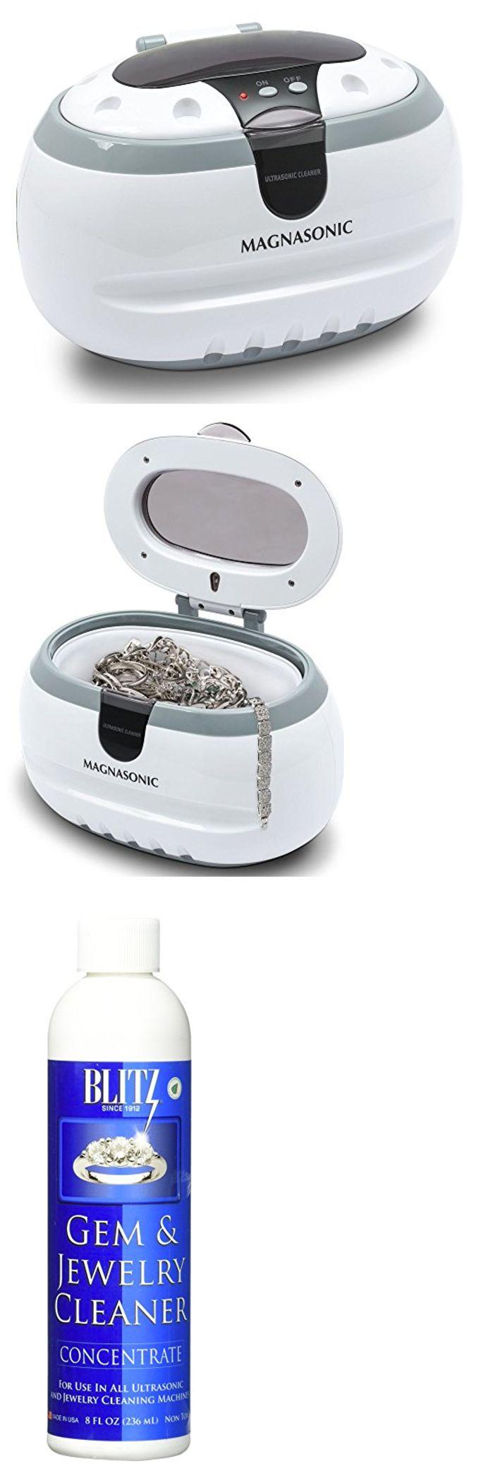 jewelry cleaner machine