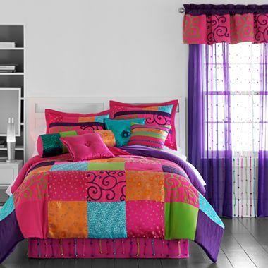 Seventeen Samantha Full Queen Comforter Set Jcpenney Amelia 39 S Room Pinterest Twin