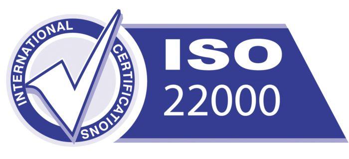 ISO 22000, ISO HACCP, Система управління, безпека харчових продуктів, вимоги безпечності HACCP, ISO