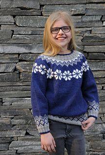 Gupu barnegenser. Design Nina Granlund Sæther