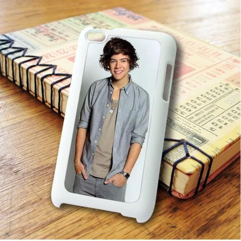 Harry Styles 1d One Direction iPod 4 Touch Case