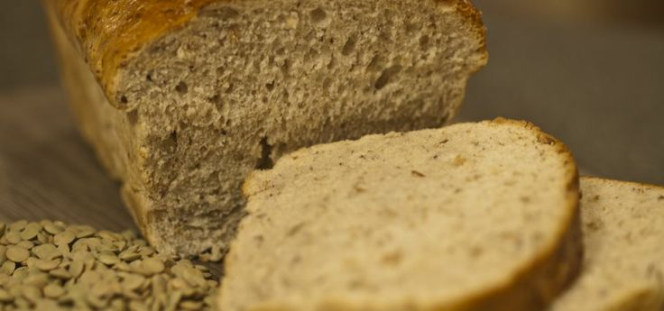 Sprouted Lentil and Grain Bread