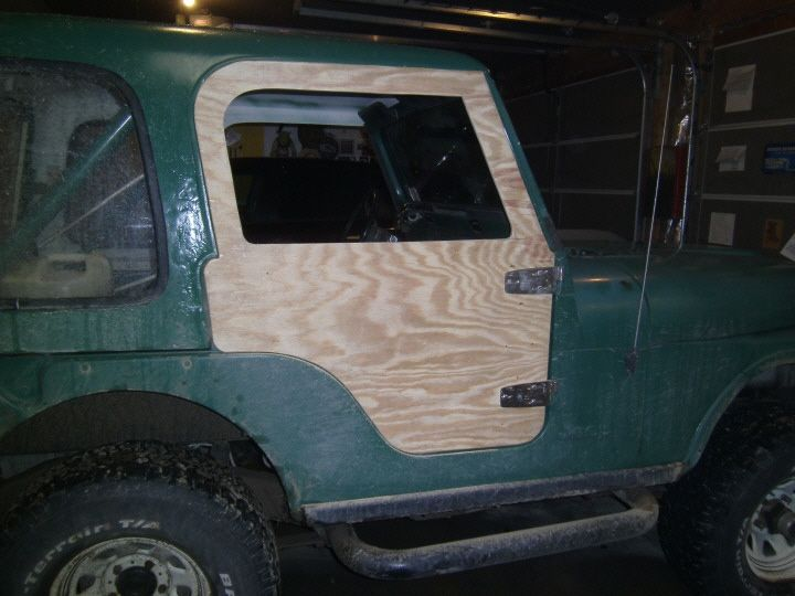 DiggerDirect Artifact Recovery- CJ5 Hardtop | jeep door ...