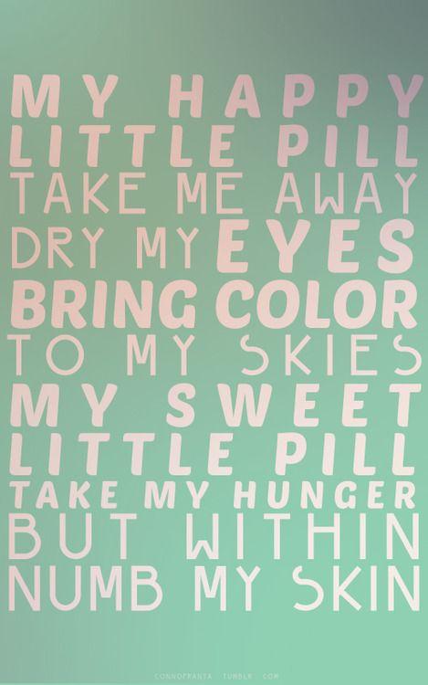 Happy Little Pill - Troye Sivan