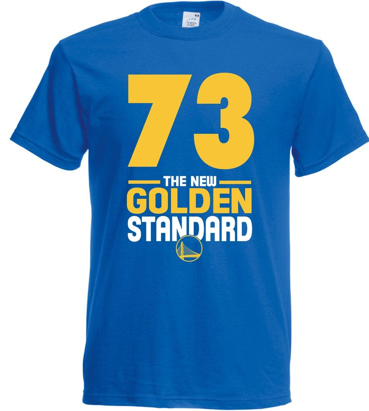 73-9 Warriors Golden State Record Custom T-shirt Sizes Sm-3x Tee