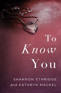 To Know You: 4.5 stars