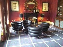 Designers Bibendum chair returns to her home town of Enniscorthy at Monart Spa Wexford