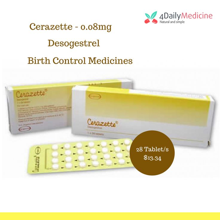 #Cerazette is an #OralContraceptive medicine which is used to prevent unwanted pregnancy in women.  Now available online at #4dailymedicines https://www.4dailymedicine.com/cerazette-0-08mg-483.html