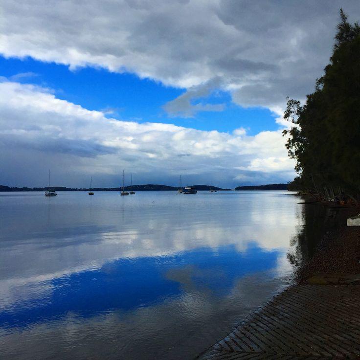 Lake Macquarie. NSW Australia•