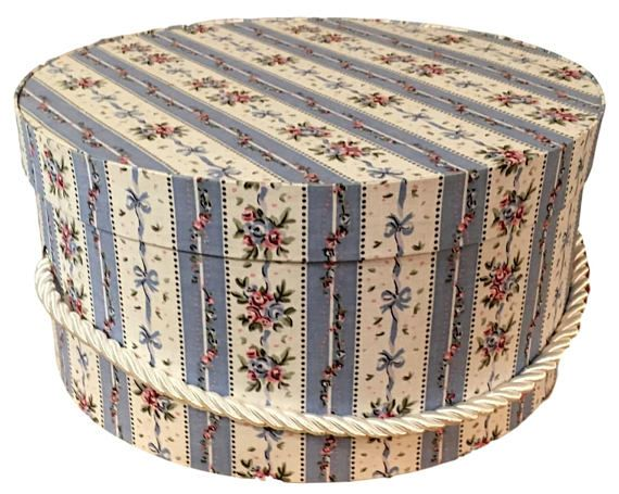 Decorative Round Boxes 464 Best Hat Box Images On Pinterest  Hat Boxes To Ship And Pink