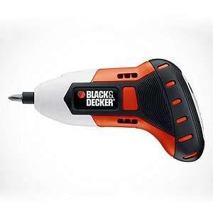 Black & Decker BDCS40G 4V Li-Ion Gyro #Screwdriver Kit @TheToolStore.ca