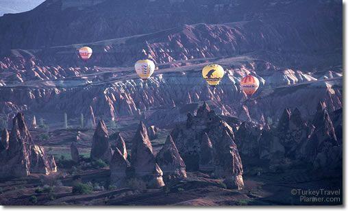 Turkey, magical Cappadocia....