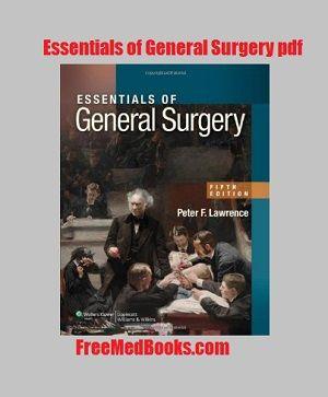 Surgery pdf general