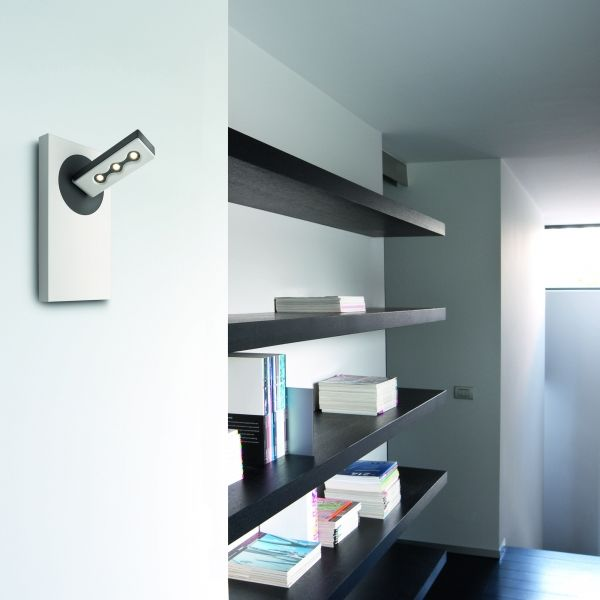 Ponato   http://www.ledrise.com/product_info.php?info=p3459_Lirio-wall-lamp-Ponato--1-spotlight---finish-color--white--LED-270lm.html