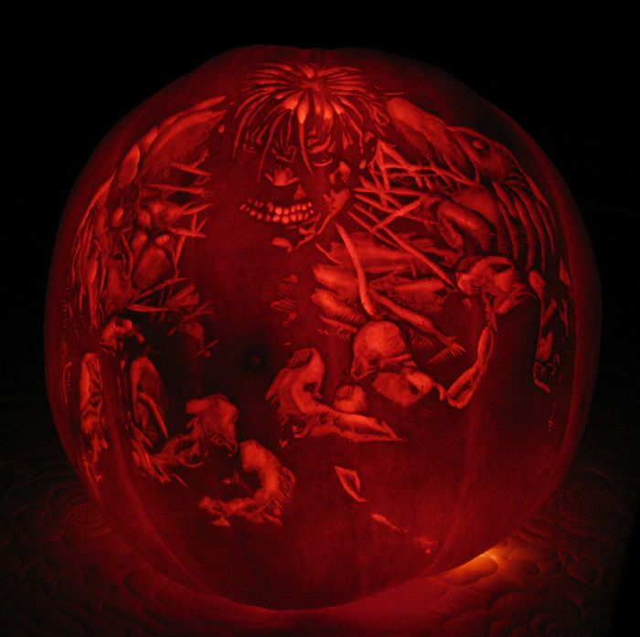 Best images about my pumpkin carvings on pinterest