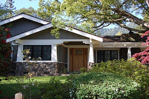 25 best ideas about craftsman remodel on pinterest for 50s ranch exterior remodel