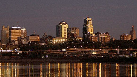 kansas city