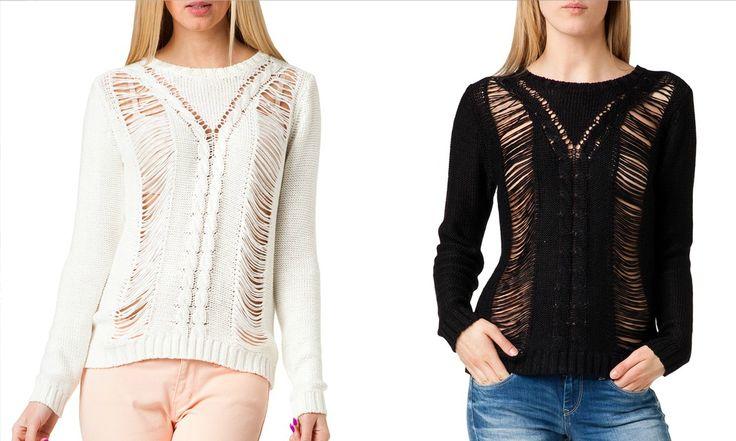 #sweter #pepejeans #white #black #brandpl