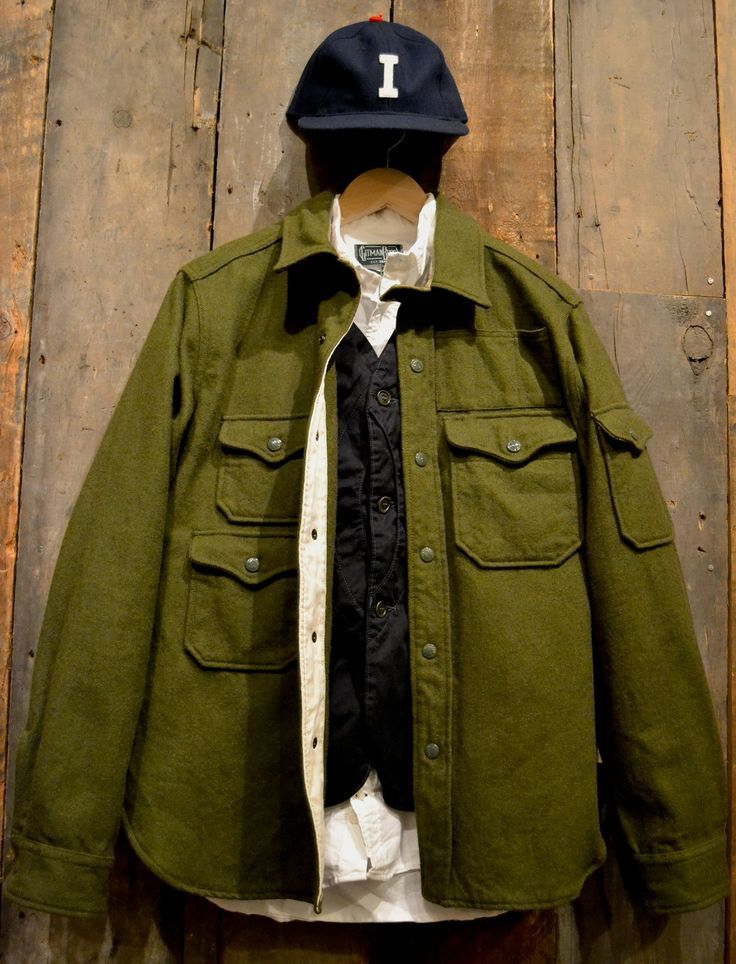 the art of layering_independencechicago_Ebbets Field Flanels Independence Wool Hat Engineered Garments CPO Jacket Post O'alls Royal Traveller Gitman Vintage...