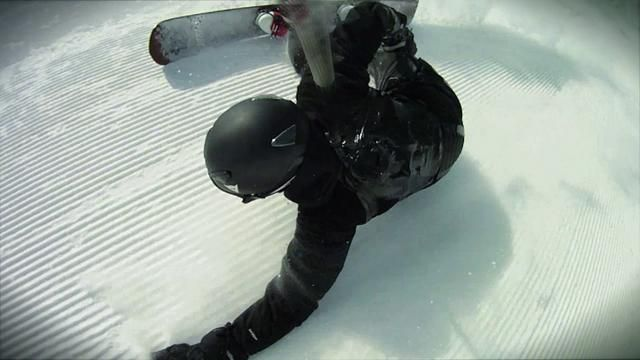 Ground Level; possibly the best short on alpine snowboarding. I can watch this video all day, and the music is great too.
