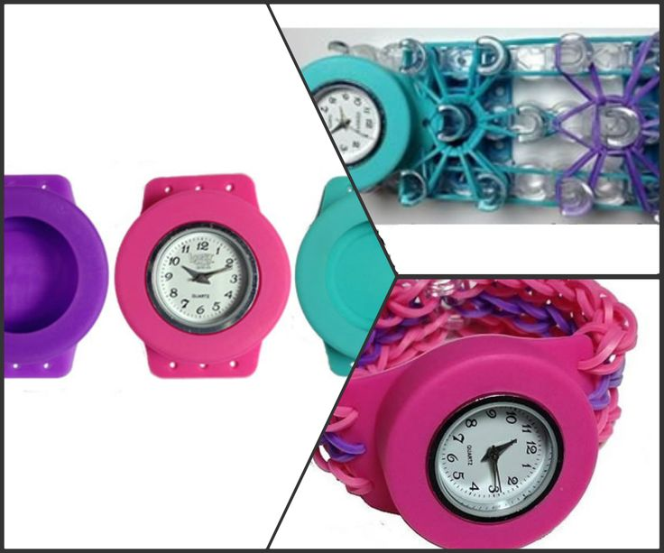 The newest accessory all the #RainbowLoom kids are crazy about! Loomey Time --> http://bit.ly/1cV7JJb