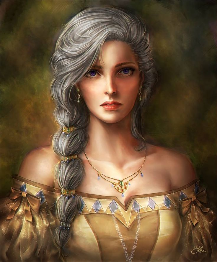 Queen Rhaella Targaryen, mother of Daenerys Stormborn