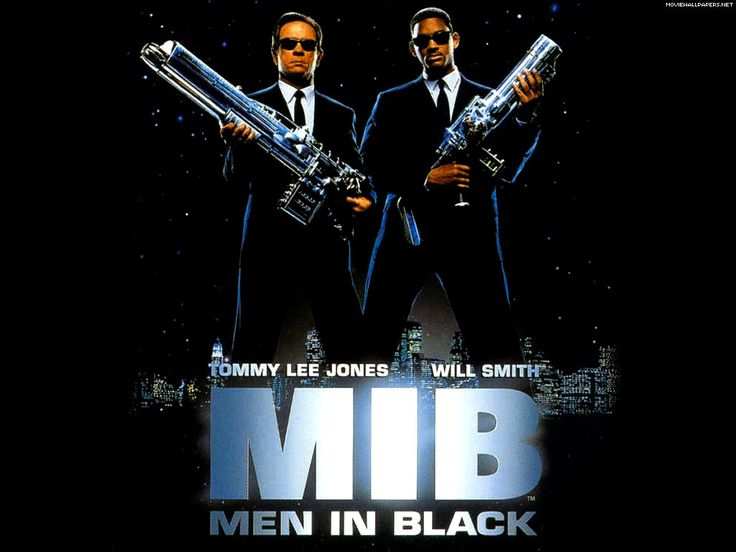Men In Black (1997) - A streetwise NYPD detective joins a secret organization that polices extraterrestrial affairs on Earth.