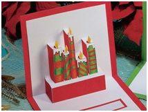 tarjetas navideas en d