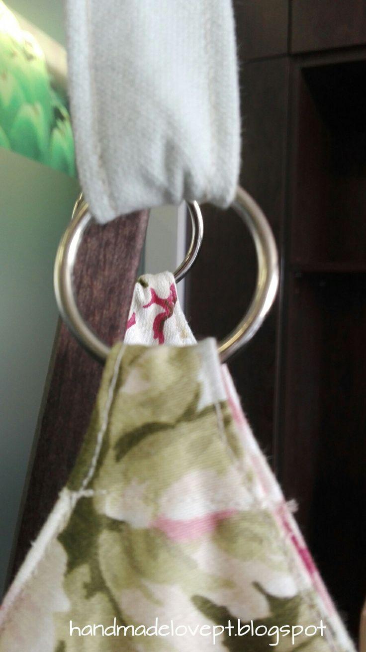 Hobo bag, sewing project , projecto de costura
