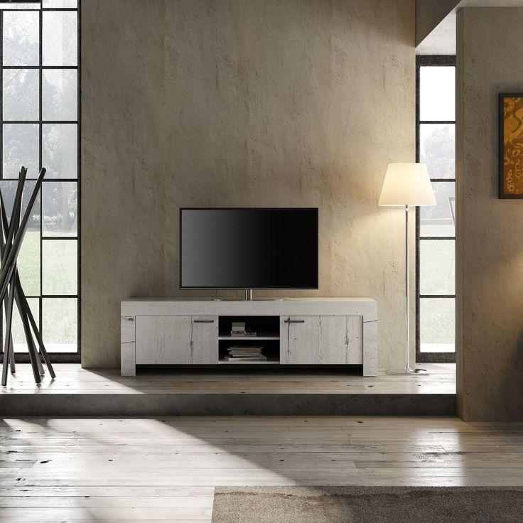 die 25 besten tv lowboard holz ideen auf pinterest tv m bel holz fernseh schr nke und. Black Bedroom Furniture Sets. Home Design Ideas