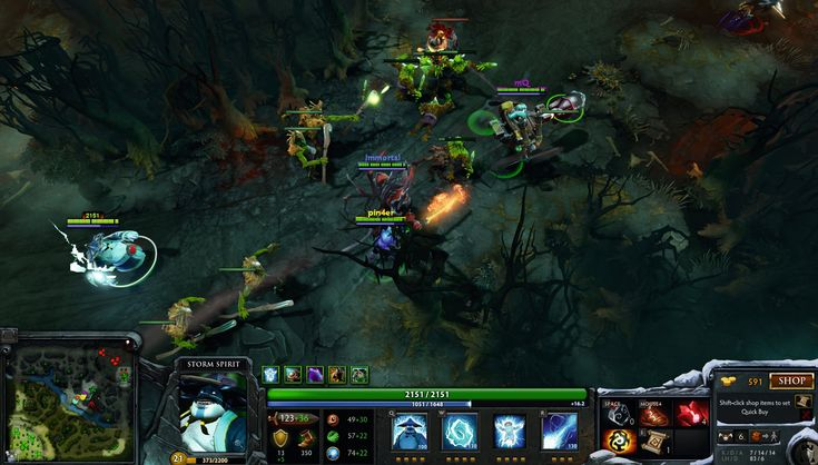 E-Sport of the year: Dota 2