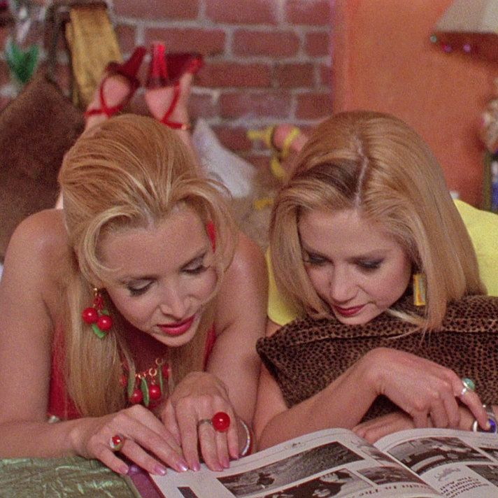 The 22 Stages of Your High School Reunion (in Romy and Michele GIFs)