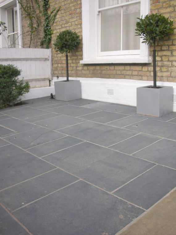 Paving Design Patio Slabs Garden