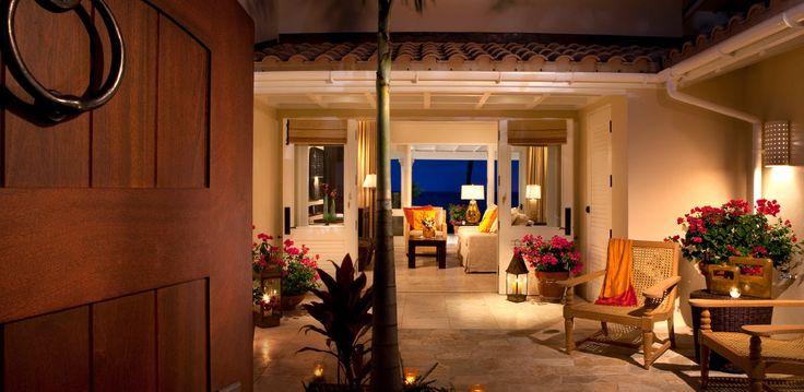 Caribbean Island Vacations   Suites at Rosewood Jumby Bay