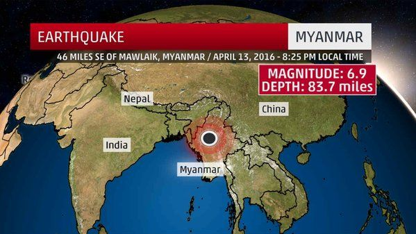 (55) News about #Earthquake on Twitter