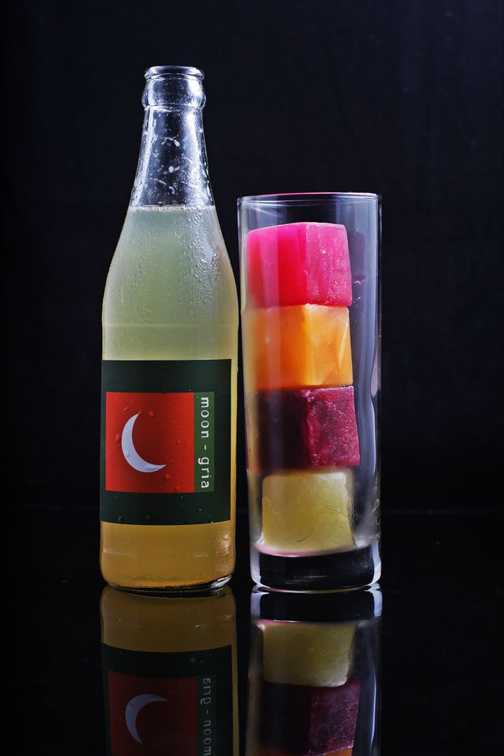 Moon-Gria #Cocktail