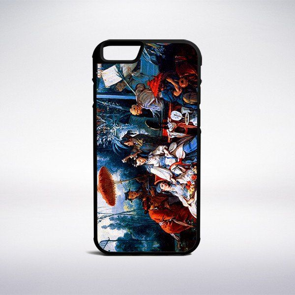 Francois Boucher - The Chinese Garden Phone Case – Muse Phone Cases