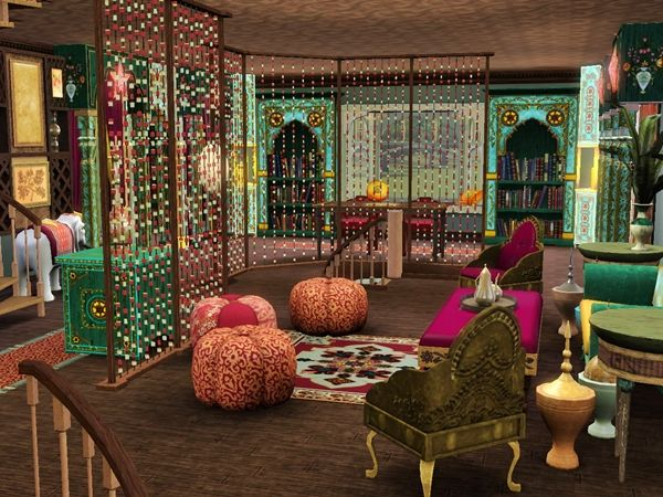 Bohemian Garden is here  Page 6  The Sims 4  Garden
