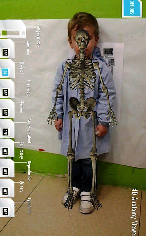 Webmix del cuerpo humano de Carolina Calvo para aumentar el cuerpo humano por…