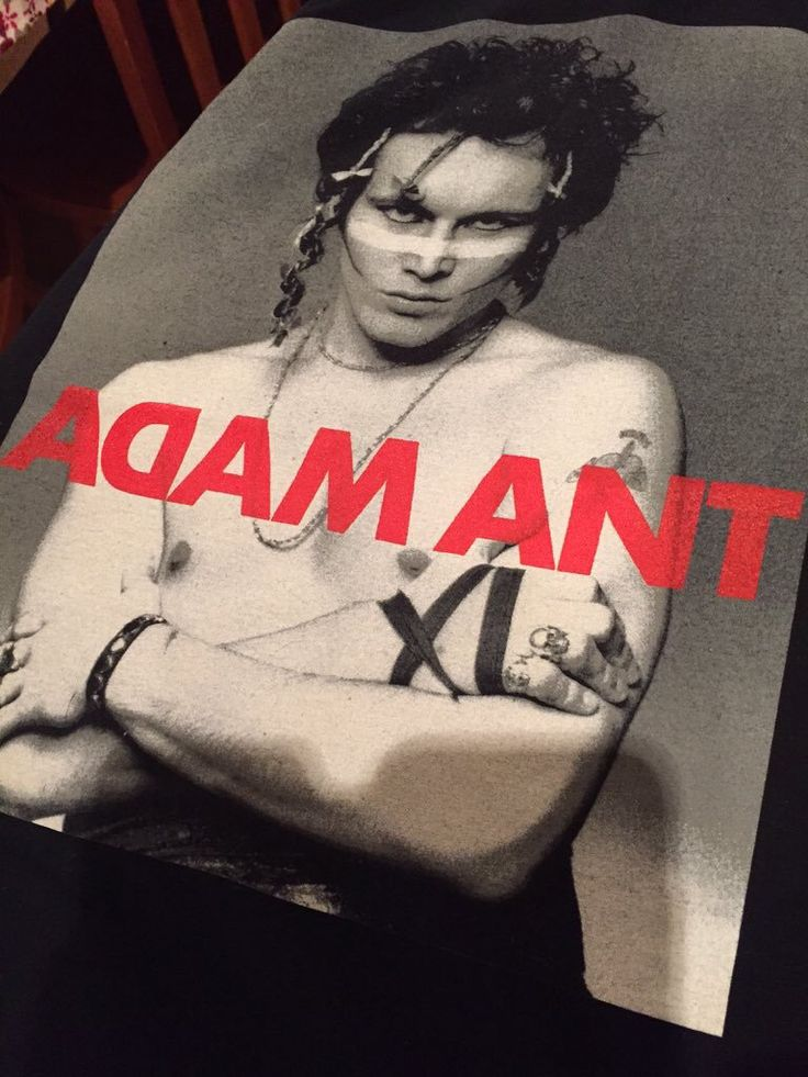 Dog Eat Dog T Shirt Adam Ant