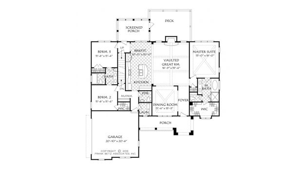 2281 sq ft Level 1 HOMEPW76571