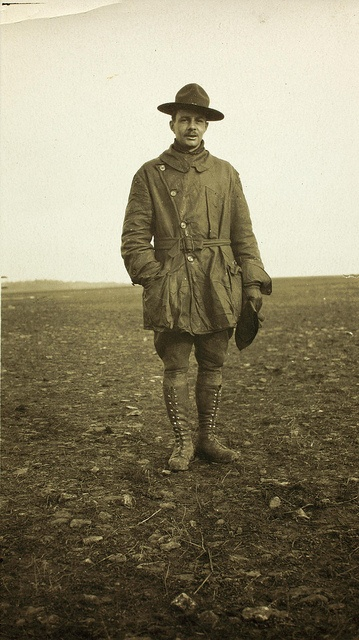 World War One 1st Aero Squadron Collection by San Diego Air & Space Museum Archives, via Flickr
