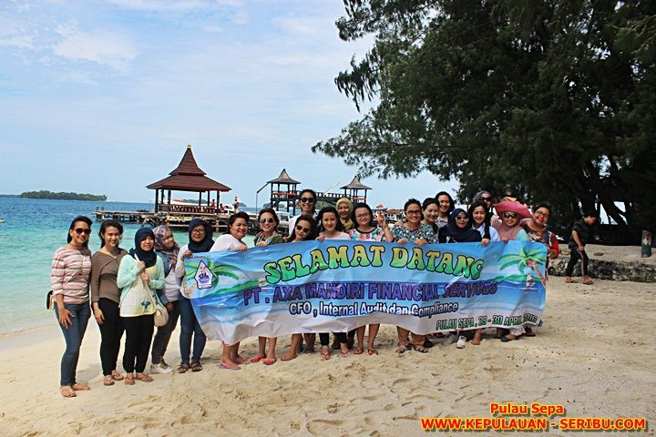 Gathering Pulau Sepa Resort
