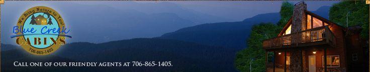 Cabin Rental Promotions | Special Rates | Discounts | Helen GA Georgia Mountain Views