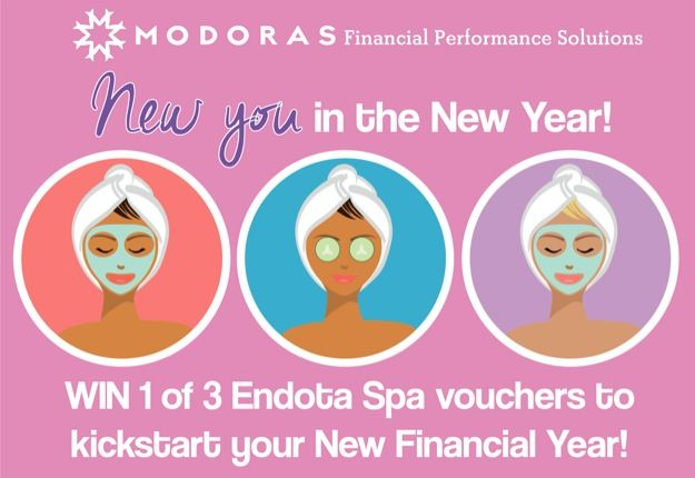 WIN 1 of 3 Endota Spa Packages!
