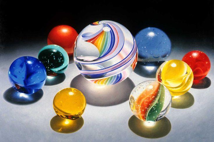 """""""Kandy Kane Rainbow"""" Charles Bell - Louis K. Meisel Gallery"""