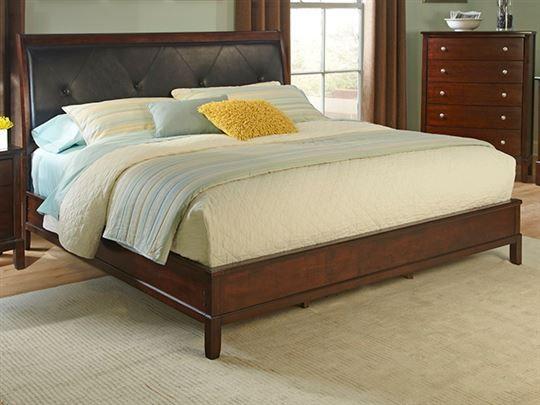 Cherry Queen Bed Set – Ashley® Furniture Mart