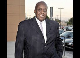 """Bill Duke Known for his imposing figure and turns in action films such as 1987's """"Predator,"""" the Poughkeepsie, N.Y., native began directing feature-length films in the 1990s with the crime dramas """"A Rage in Harlem,"""" """"Deep Cover"""" and """"Hoodlum."""" In 2007, Duke directed """"Cover,"""" with Vivica A. Fox, and """"Not Easily Broken,"""" based on a T.D. Jakes novel."""