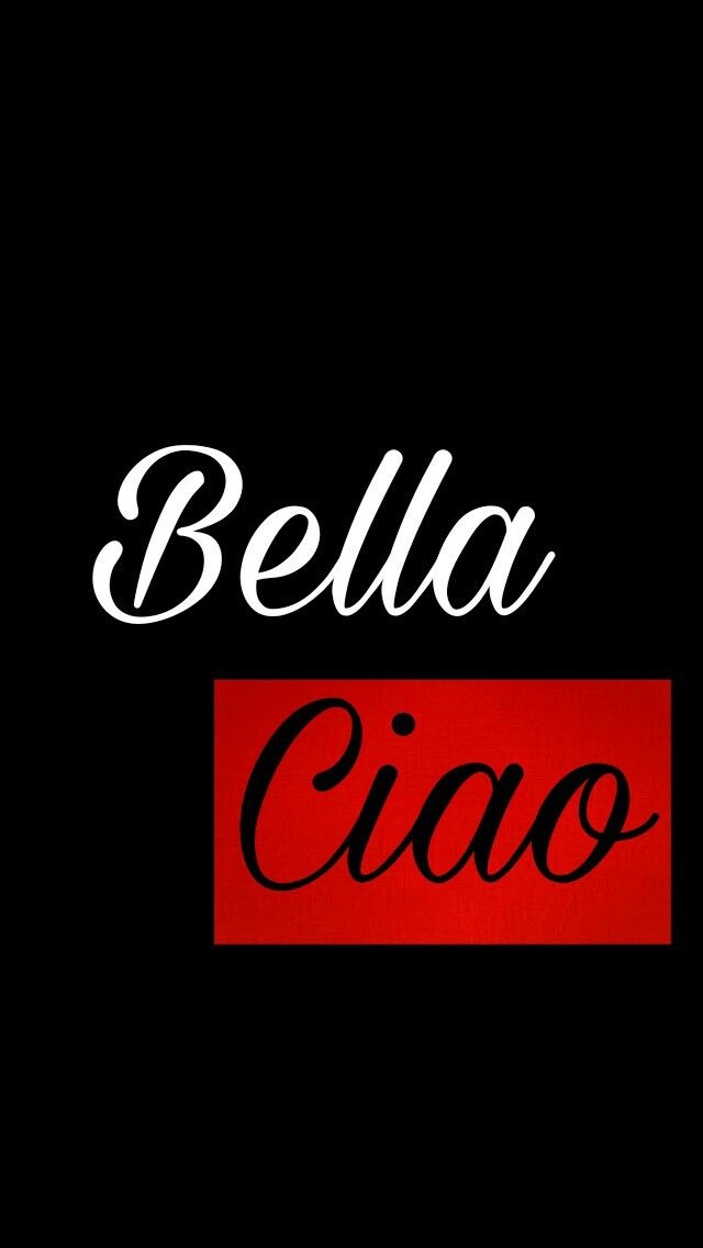 Bella Ciao Photo Quotes Typography Poster Design Background Pictures