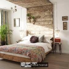 Картинки по запросу спальня отделанная деревом